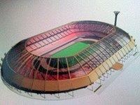 Stadion PON XVIII Riau 2012